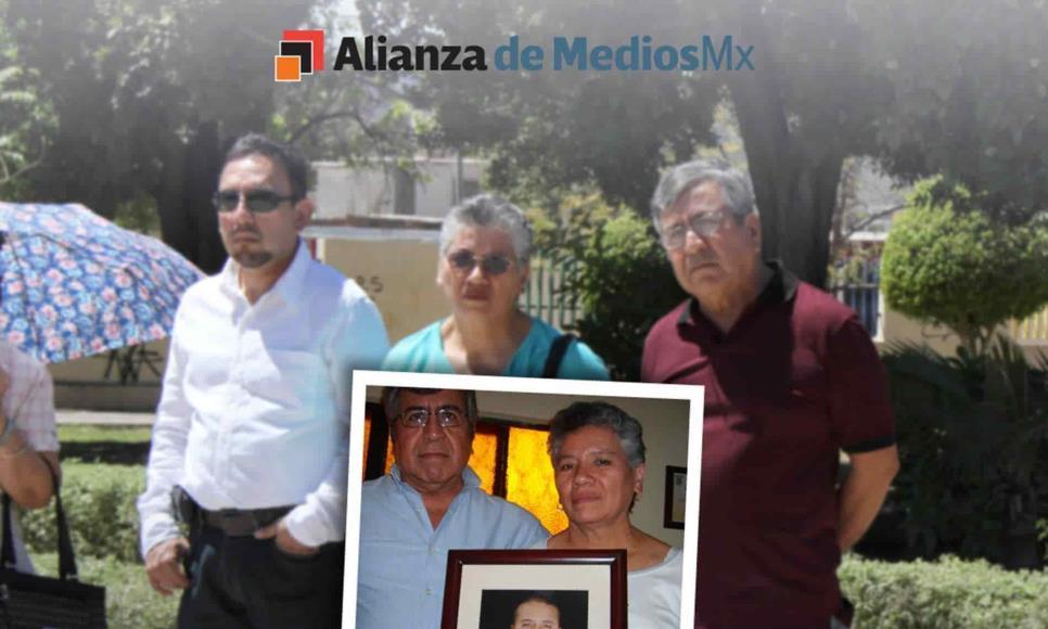 """Desaparición de Jiménez Mota: """"esperamos estar vivos para cuando resuelvan el caso"""""""