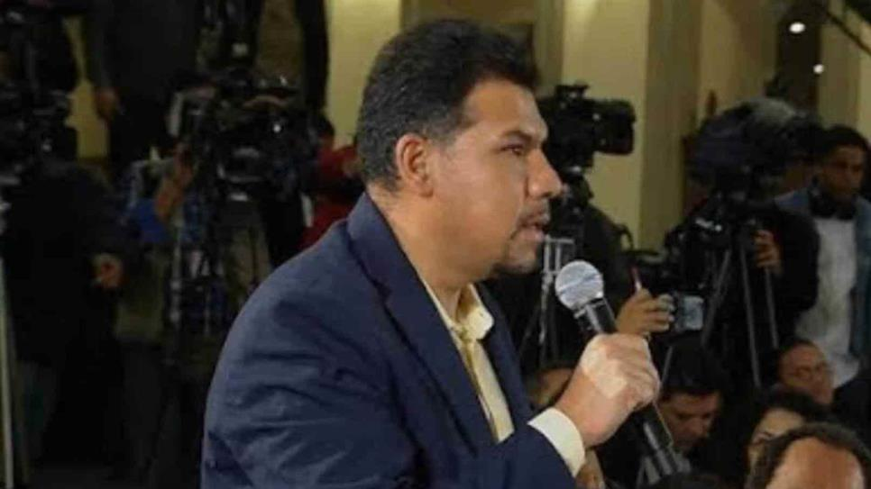 Reportero de La Crónica de Hoy, vinculado a proceso