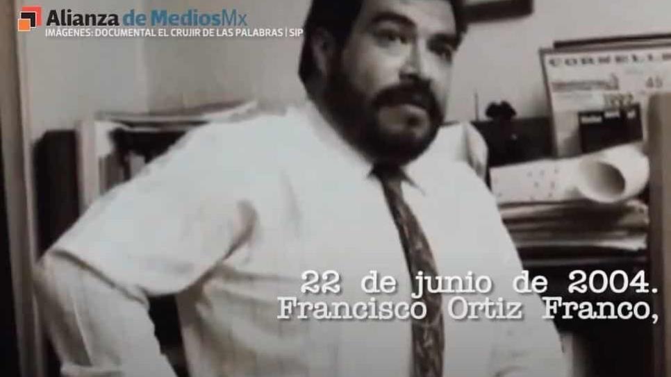 El gobierno mexicano entierra el crimen del periodista Francisco Ortiz Franco